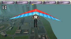 real hang gliding free game android apps on google play