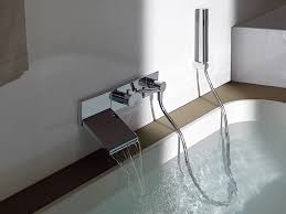 the amazing waterfall bathroom faucet highfxmedia