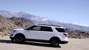 ford explorer package 2017 ford explorer xlt sport appearance package indianapolis