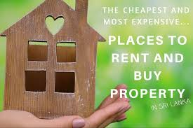 Most Affordable Places To Rent Buying And Renting The Most Affordable Areas In Sri Lanka Lamudi