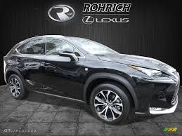 lexus nx white pearl 2016 obsidian black lexus nx 200t f sport awd 110467264 photo 19