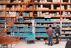 home depot s sales soar thanks in part to warm weather fortune