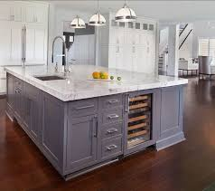 Painted Kitchen Cabinets Color Ideas by Best 20 Painted Island Ideas On Pinterest Blue Kitchen Island