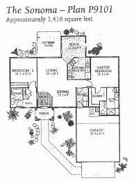 Sun City Floor Plans Lovely City Grand sonoma Floor Plan Del Webb