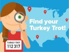 turkey trot runs and thanksgiving races active