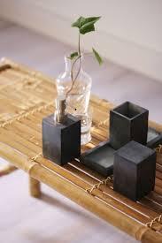 Colonne Salle De Bain Bambou by
