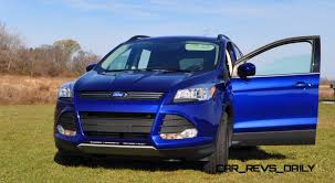 Ford Escape 2014 - 2014 ford escape 1 6l ecoboost in deep impact blue 69 all new