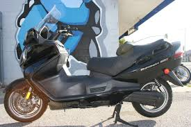 2009 suzuki burgman 650 scooter for sale only 4883 miles youtube