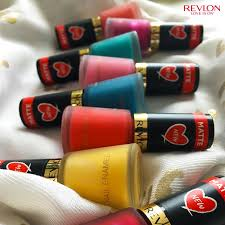 revlon summer matteness nail enamel collection review u0026 swatches