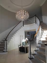 Foyer Lighting Modern Modern Crystal Chandeliers For Dining Room Caruba Info