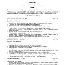 shipping and receiving resume sample machine operator no