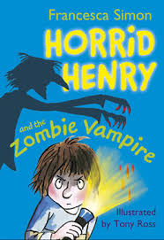 Horrid Henry Zombie Vampire Official Horrid Henry