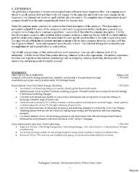 mba resume template 10 best images of harvard style resume template mba within templates