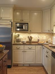 stunning kitchen cabinet with microwave shelf and microwave