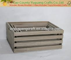 Shabby Chic Furniture For Sale Cheap by Shabby Chic Vintage Wooden Boxes Wine Crates Cheap Wooden Crates