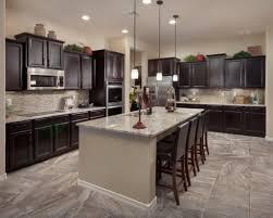 kitchen cabinets kitchen dark cabinet light floor canister