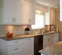 Shaker Kitchen Cabinets Minimalist Best 25 White Shaker Kitchen Cabinets Ideas On