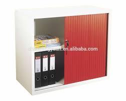 bookcase sliding glass door filing cabinet metal lockable