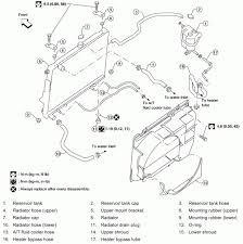 2000 nissan frontier engine diagram cooling nissan automotive