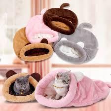 cute sleeping bag cat bed bengal cats