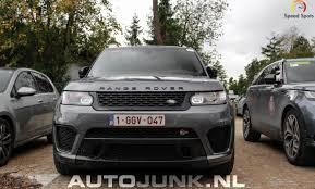 range rover velar svr range rover velar sport svr foto u0027s autojunk nl 207216