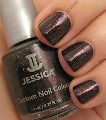 jessica custom nail colour holiday petites all lacquered up