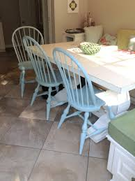 the impatient gardener changing up the chairs a chalk paint review