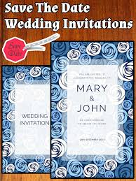 Save The Date Wedding Invitations Save The Date Wedding Invitation Cards On The App Store