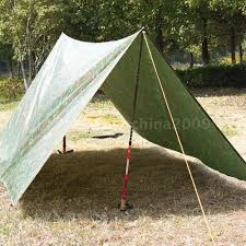 Kelty Canopy by Lightweight Camping Awning Tarp Trail Tent Sun Shade Shelter