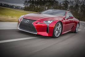 2018 lexus lc 500 new 2018 lexus lc500 dazzles the senses focus daily news