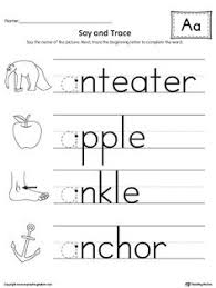 shapes line tracing prewriting worksheet in color worksheets