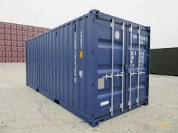 20ft new shipping container for sale u0027one trip u0027 shipping container