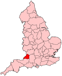 Midsomer England Map by Avon County Wikipedia