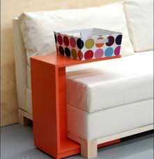 c table with wheels 15 diy sofa tables you can build easily home and gardening ideas