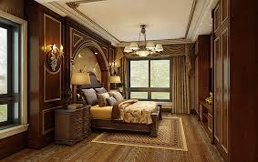 American Bedroom Design American Style Villa Bedroom Decoration Interior Design
