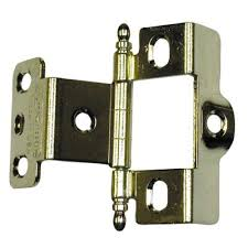Full Wrap Around Cabinet Hinges by Full Wrap Ball Tip Inset Hinges Woodworker U0027s Hardware