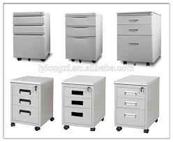 Pedestal Cabinets Fireproof Factory Provided Steel Mobile Pedestal Cabinet Wheeled