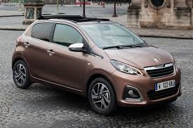 peugeot leasing peugeot 108 an independent road test report