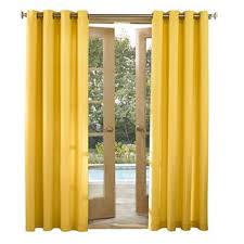 Where To Buy Outdoor Curtains Fire Resistant Curtains Target