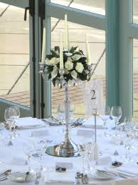 wedding flowers leeds white candlebabra hire wedding flower centrepieces