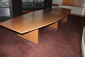 Office Conference Table Used Conference Tables For Saving Expenses Office Architect