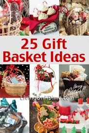 how to make gift baskets 25 easy inexpensive and gift basket ideas recipes
