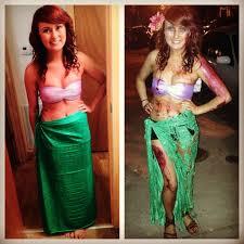 Ariel Halloween Costume Women Easy Diy Halloween Costumes Ariel Zombie Ariel Costume