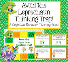 avoid the leprechaun thinking trap a cognitive behavior therapy