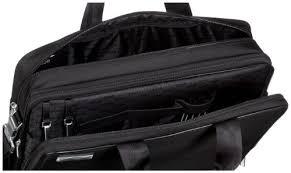 porsche design p2000 porsche design unisex adults 09 47 49764 01 briefcase black eu