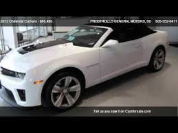 2013 chevrolet camaro convertible for sale 2013 chevrolet camaro zl1 convertible for sale in huron sd