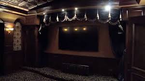 Home Theater Interior Design Ideas How To Dress Up An Elegant - Home theater interior design ideas