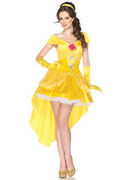 disney princesses enchanting belle costume belle costumes