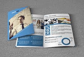 2 fold brochure template psd bi fold brochure template sistec