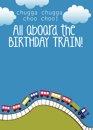 train themed birthday party with free printables discover more